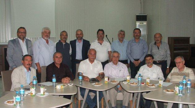 TEYAD İstişare Kurulu toplantısı yapıldı
