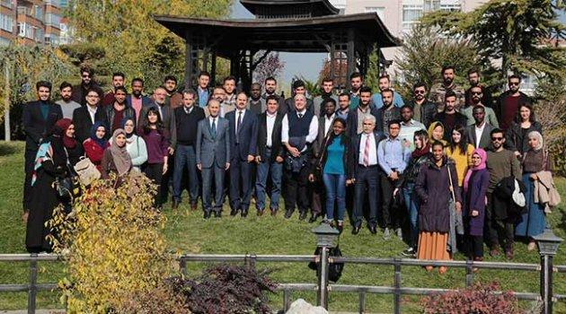 Uluslararası Tarım Şehirleri Öğrenciler Buluşması Yapıldı